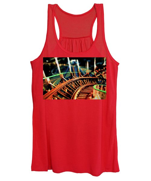 The Giant Dipper Women's Tank Top