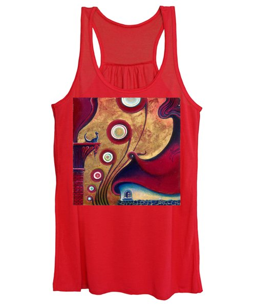 The Guardian Of Changes The Destiny Women's Tank Top