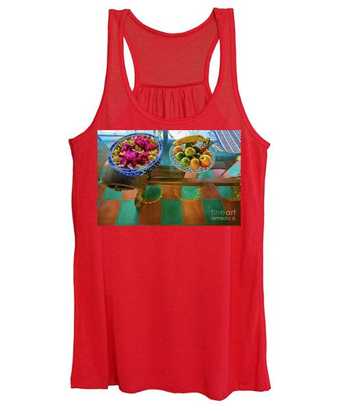 The Island Of God #11 Women's Tank Top