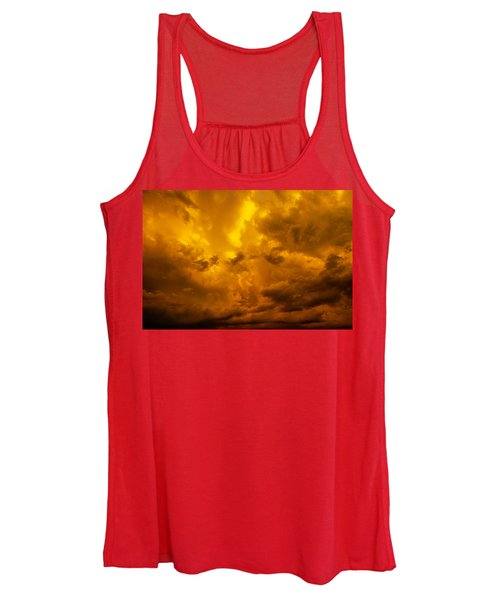 The Last Glow Of The Day 008 Women's Tank Top