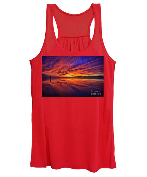 The Lone Photographer Women's Tank Top