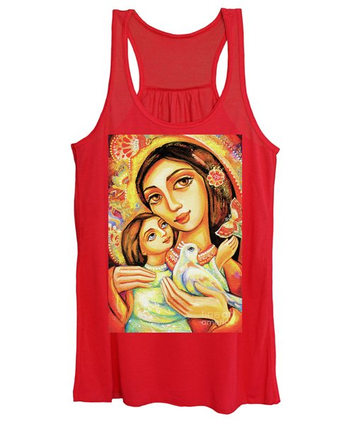 The Miracle Of Love Women's Tank Top