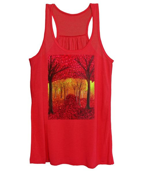 The Missing Colours Women's Tank Top