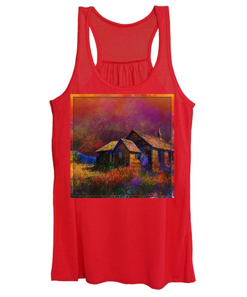 The Old Homestead Women's Tank Top