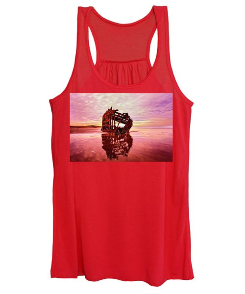 Peter Iredale Fantasy Women's Tank Top