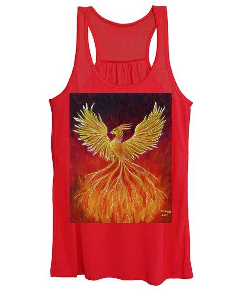 The Phoenix Women's Tank Top