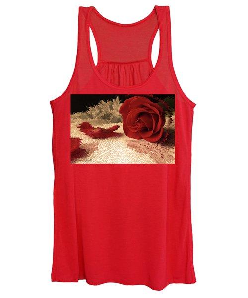 The Rose Women's Tank Top