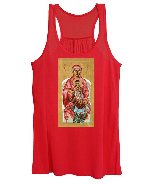 The Shrine Of St Anne 058 Women's Tank Top