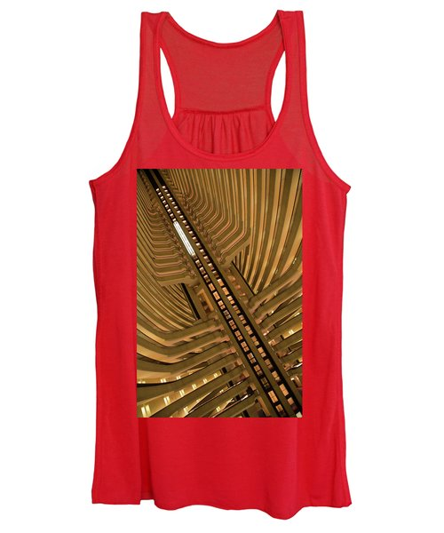 The Spine Women's Tank Top
