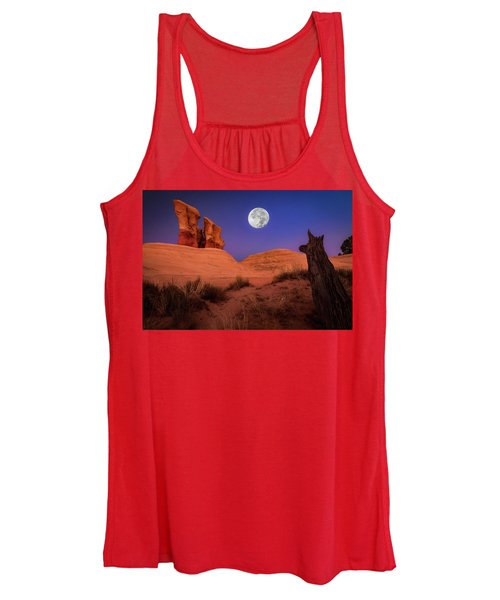 The Watcher Women's Tank Top
