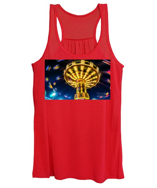 The Wheel Women's Tank Top