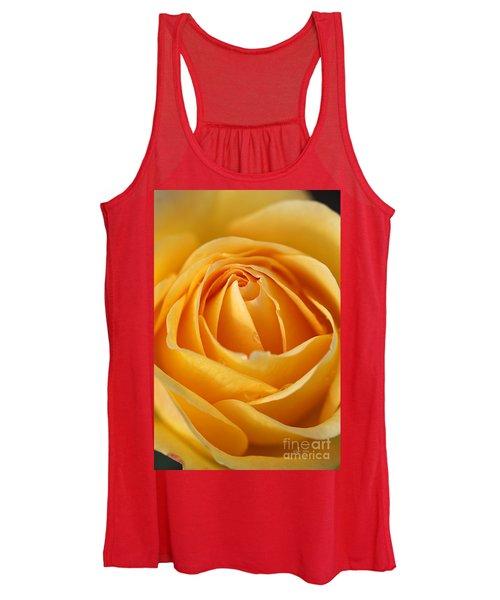 The Yellow Rose Women's Tank Top