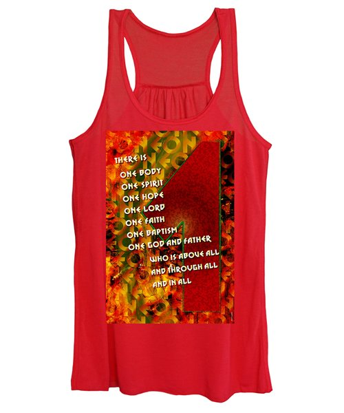 There Is Only One Women's Tank Top