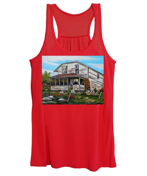 This Old House 2 Women's Tank Top