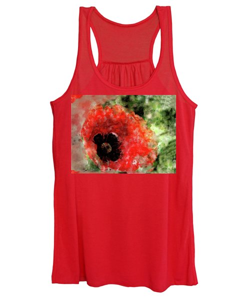 Till The End Of Spring... Women's Tank Top