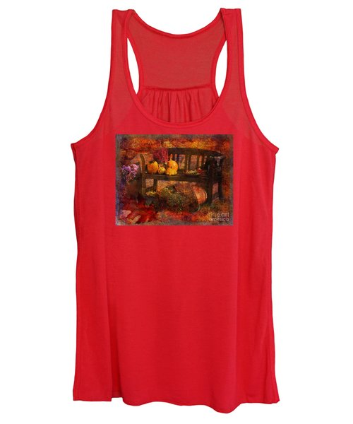 To Everything There Is A Season 2015 Women's Tank Top