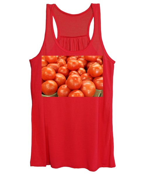 Tomatoes 247 Women's Tank Top