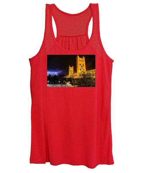 Tower Bridge Women's Tank Top