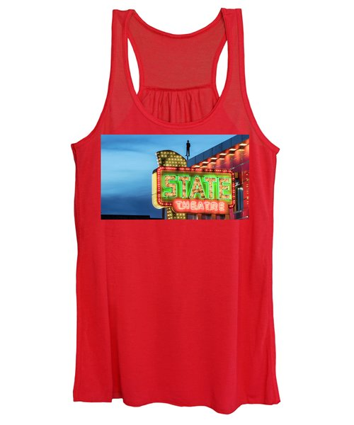 Traverse City State Theatre Women's Tank Top