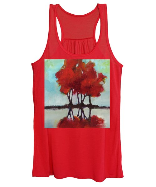 Trees For Alice Women's Tank Top