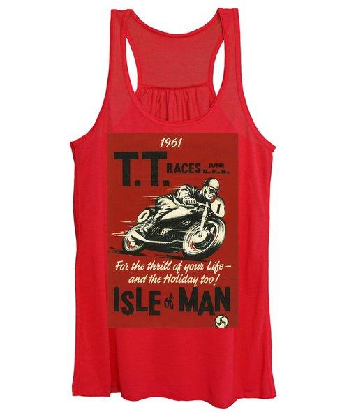 Tt Races 1961 Women's Tank Top