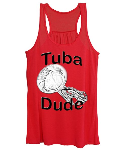 Tuba Dude Women's Tank Top