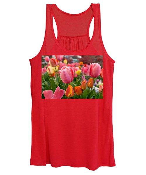 Tulip Bed Women's Tank Top