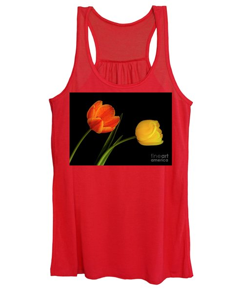 Tulip Pair Women's Tank Top