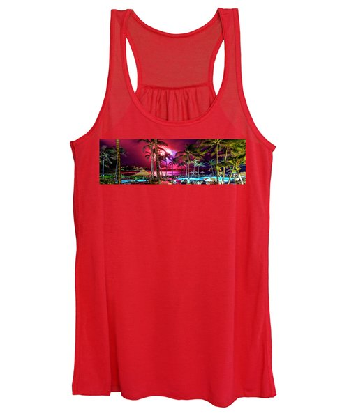 Turtle Bay - Independence Day Women's Tank Top