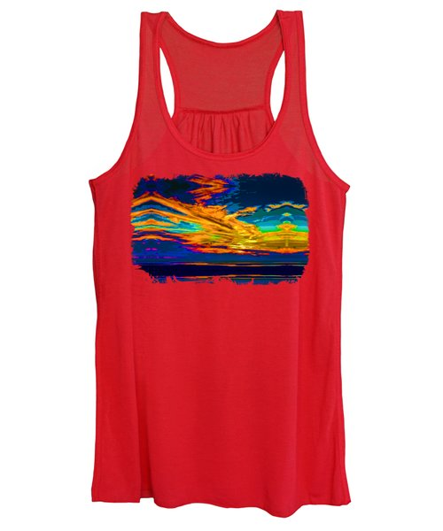 Twilight Of The Day 2 Women's Tank Top