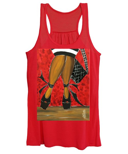 Two Stepping Women's Tank Top