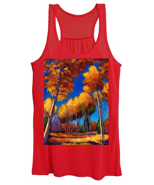 Up And Away Women's Tank Top
