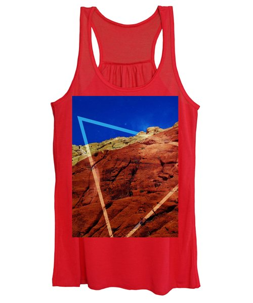 Uplifting Women's Tank Top