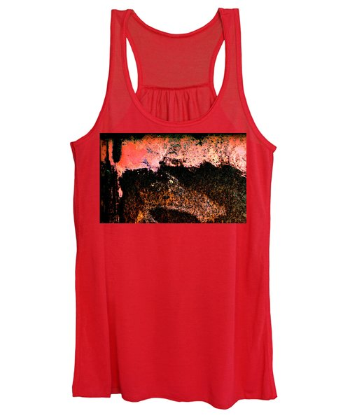 Urban Abstract Women's Tank Top