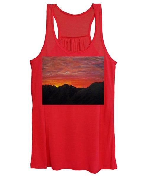Utah Sunset Women's Tank Top