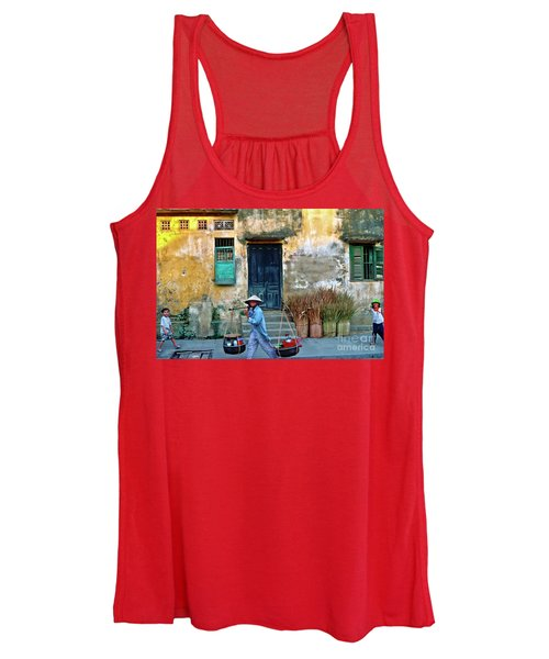 Vietnamese Street Food Sound Women's Tank Top