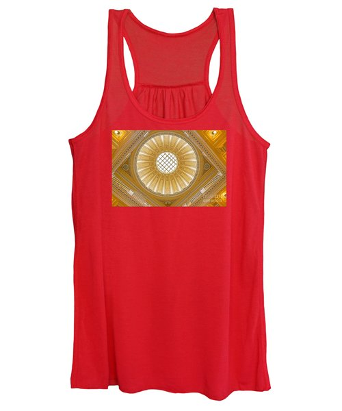 Virginia Capitol - Dome Women's Tank Top
