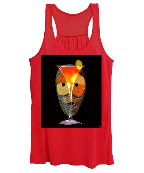Voodoo Martini Women's Tank Top