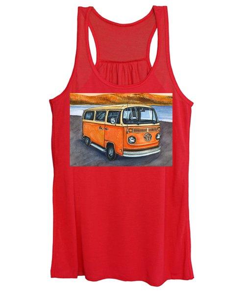 Ryan's Magic Bus Women's Tank Top