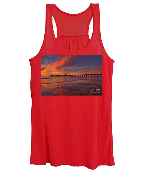Watch More Sunsets Than Netflix Women's Tank Top