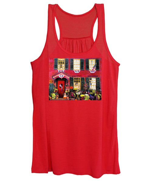 Welcome To Autumn Women's Tank Top