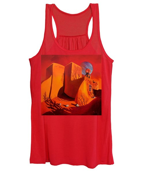 When Jupiter Aligns With Mars Women's Tank Top