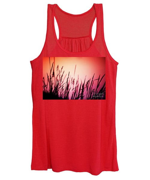 Wild Grasses Women's Tank Top