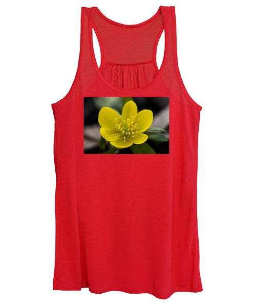 Winter Aconite Women's Tank Top
