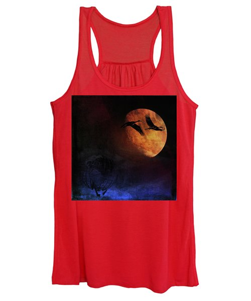 World's Fair Birds Women's Tank Top