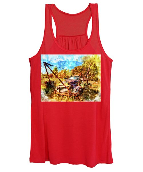 1950 Gmc Truck Women's Tank Top