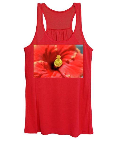Blooming Beauty Women's Tank Top