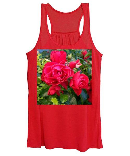 Rose Is A Rose  Women's Tank Top