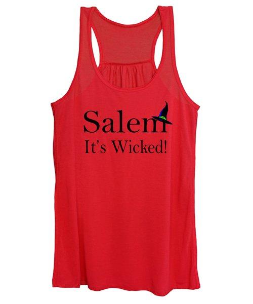 Salem It's Wicked Fun Women's Tank Top