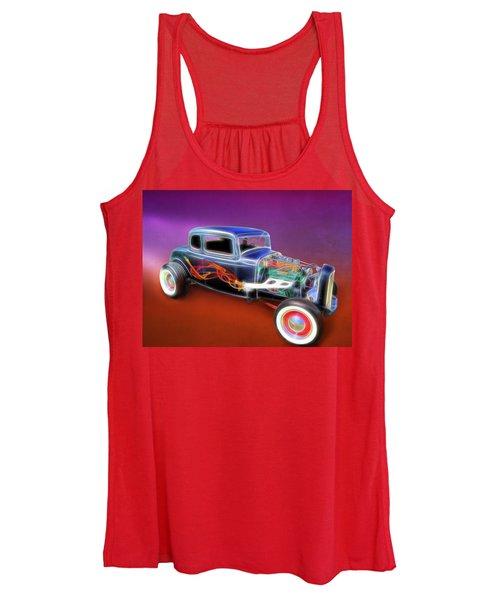 1932 Ford Roadster Women's Tank Top
